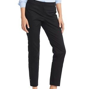 NWT VanHeussen Studio Dress Pants ( Color Black )